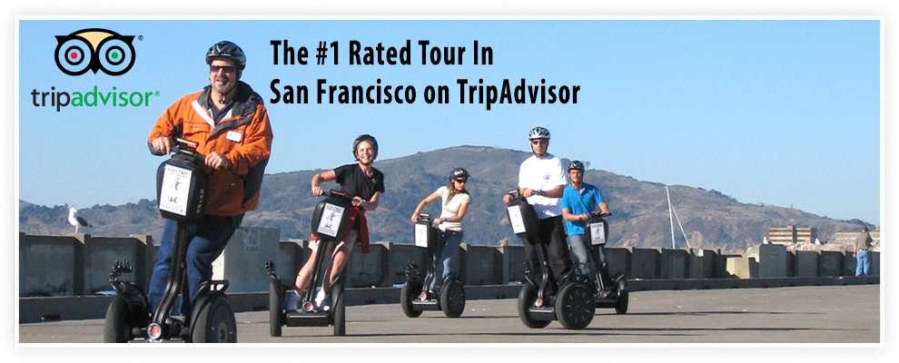 Electric Tour Company Segway Tours #1 Rated Tour in San Francisco on TripAdvisor