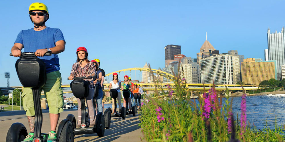 Segway Pittsburgh Experience Center – Pittsburgh Pennsylvania