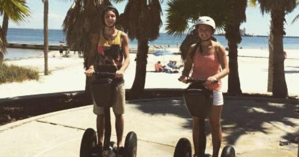 Segway tours in St. Petersburg Florida - today's featured segway tour. All About Fun Tours – Segway Tours – St. Petersburg Florida  335 Second Ave. N.E.  St. Petersburg, Florida, United States of America, 33701 . . .