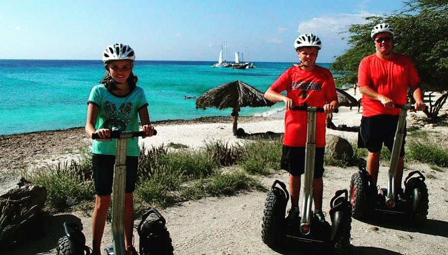 Segway in Aruba. Today's featured segway Tour Company  Segway Tours Aruba – Aruba Dutch Caribbean Danny's Two Wheel Adventure  J.E. Irausquin Blvd 230 Moomba Beach,  Oranjestad, Aruba, 200030 . http://dannys2wheeladventure.com/  . . .