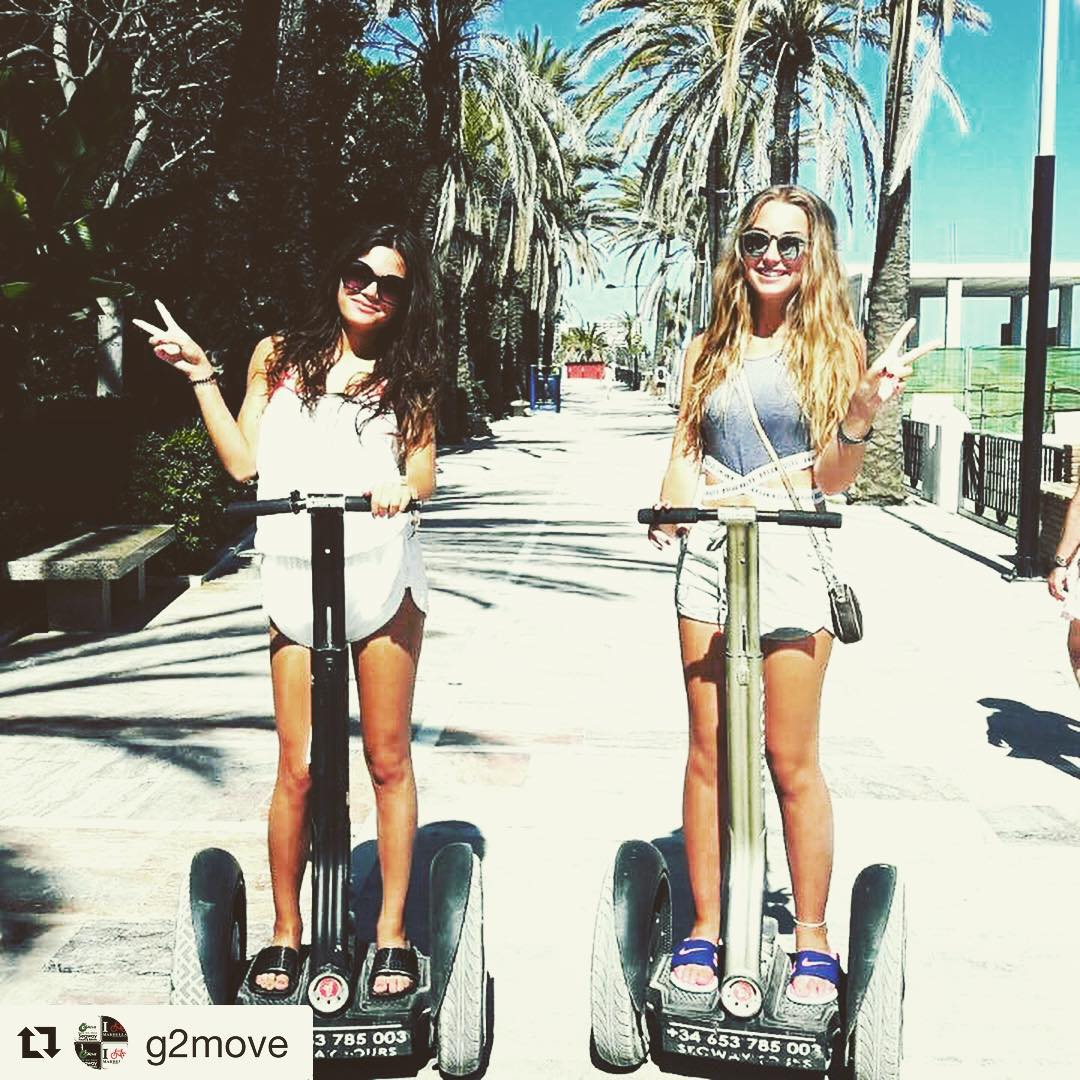 @g2move ・・・ Beautiful! segwayextreme