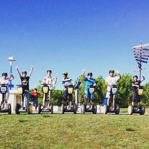 Today's featured segway tour:, Mobilboard Segway Tours – Royan France – Saint-Palais-sur-Mer  14, place Cheyroux Saint Palais sur Mer, France, 17420