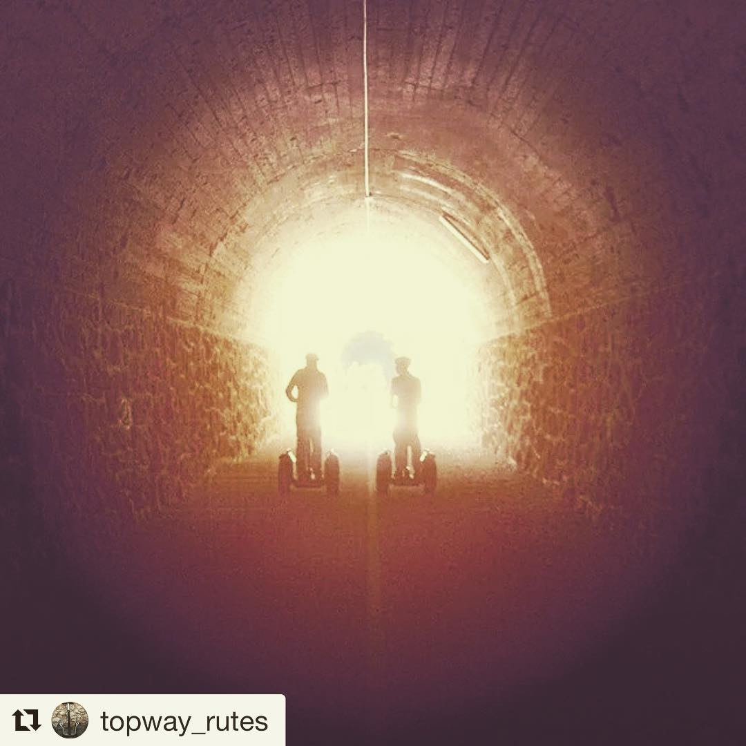 Riding into summer adventures on a segway. Summer segway adventures await find yours at @segwayworldwide . . @topway_rutes ・・・