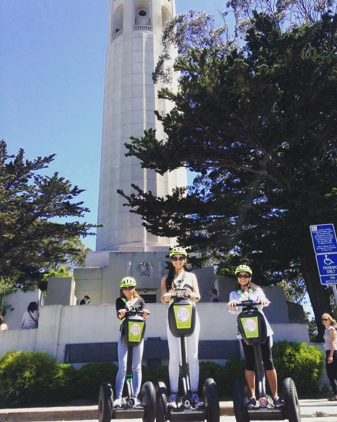 Segway the hills in San Francisco!  San Francisco Electric Tour Company and Fishermans Wharf and the SF waterfront are today's segway tour of the day! Great views from on top of and  @sfsegway ・・・ Good morning  The sun is out and it's a beautiful day in @fishermanswharf . Join us for a Segway tour of the waterfront, Little Italy and Fisherman's Wharf. For you folks with a tight schedule we have our new 1.5 hour mini tour this year. .. . .
