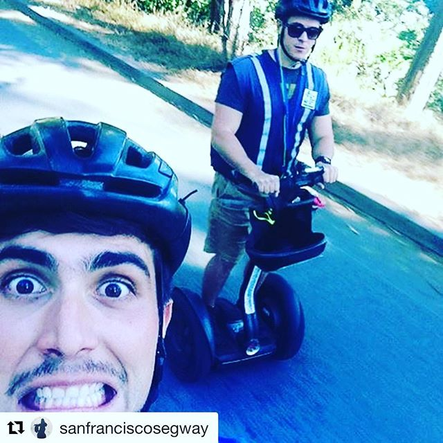 @sanfranciscosegway (@get_repost) ・・・ Happy Saturday from Golden Gate Park. Yep fall has officially started but we did not get the memo -We are still offering our Summer of Love 50th Anniversary Segway tour in the park. Spend the morning or afternoon gliding past the amazing Conservatory of Flowers and exploring the hidden corners of this 1000 acre treasure.  The  are blooming all over the park. You should be touring through beautiful Golden Gate Park in San Francisco. late fall in San Francisco is a great time to visit. Get out and see the amazing park on a segway tour. It's always a perfect day for a segway tour. Rated as the tour on TripAdvisor. . .