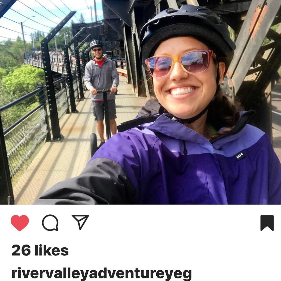 week here @segwayworldwide send us your segway selfies