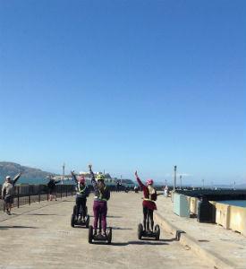 San Francisco Wharf and Waterfront Segway Tours