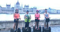 segway tour budapest
