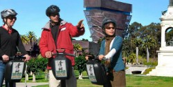 Golden Gate Park Segway Tours San Franciso