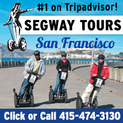 San Francisco Segway Tours Book Today