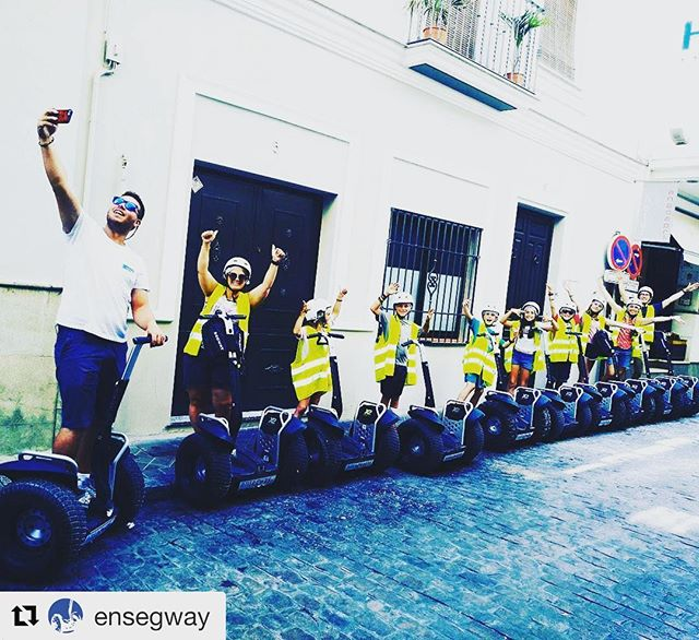 Segway selfie of the day @ensegway @segwayworldwide ️ segway selfies too! Send us your to be featured ! . . @ensegway ・・・ SEGWAY SEGWA SEGW SEG SE SEL SELF SELFI SELFIE @ensegway loves & ;-)
